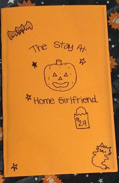 Halloween zine