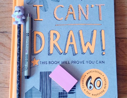 I Can't Draw! book review
