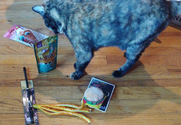 KitNipBox Cat Subscription Box Review