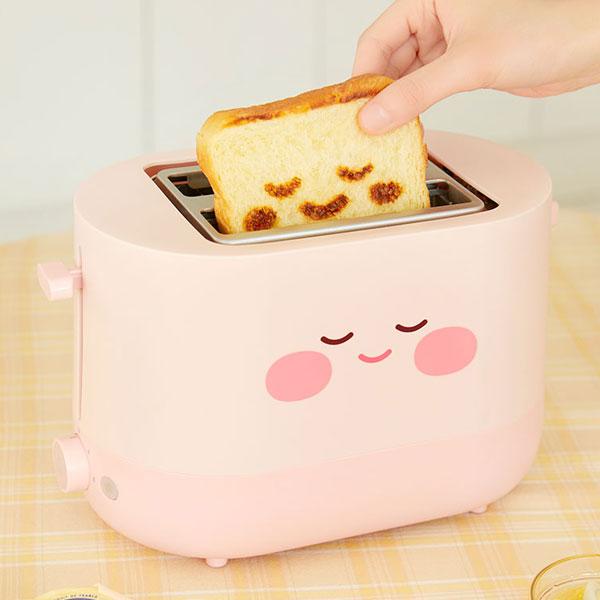 Apeach toaster