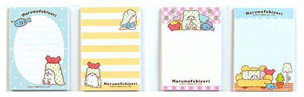 Marumofubiyori stationery