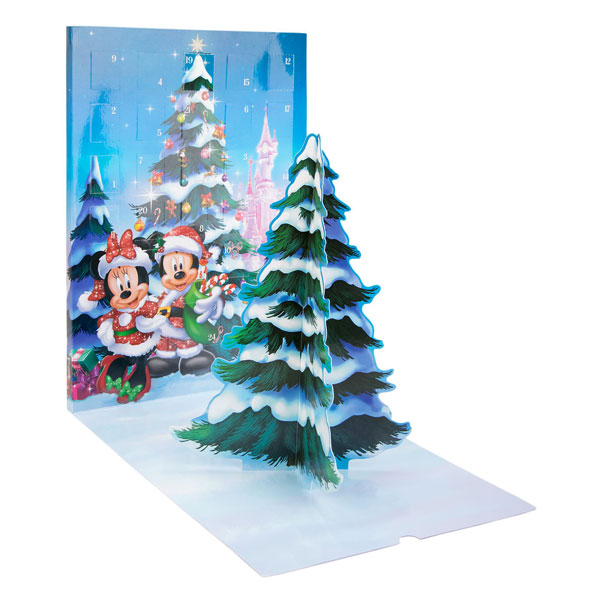kawaii advent calendars - disney pins