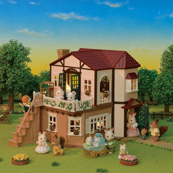 Where To Buy Sylvanian Families & Calico Critters