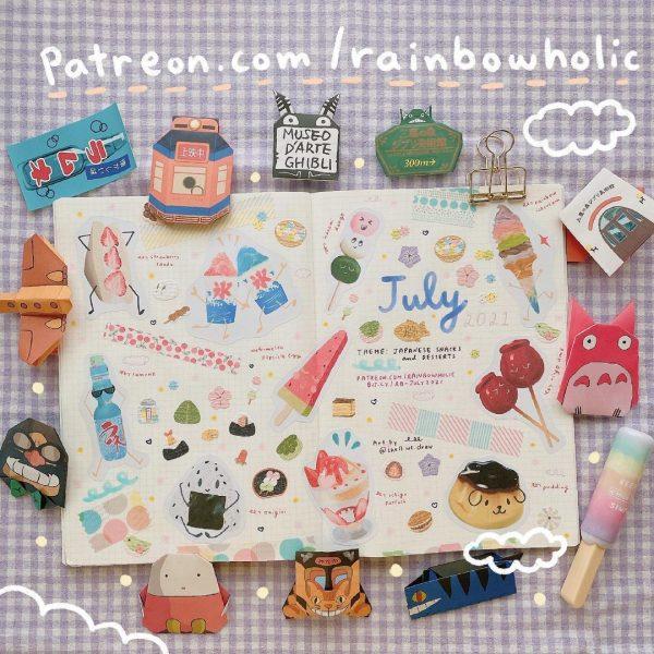 Rainbowholic Patreon