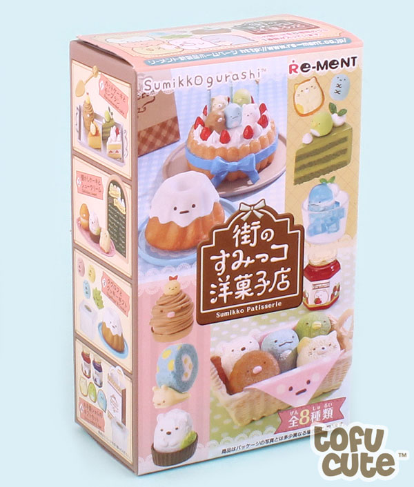 tofu cute sumikko gurashi rement
