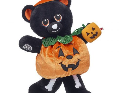 Build-A-Bear Halloween