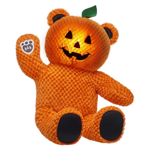 Halloween plush Build-A-Bear