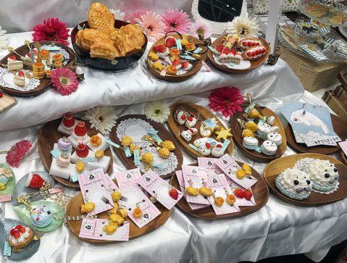 crown macaron - design festa