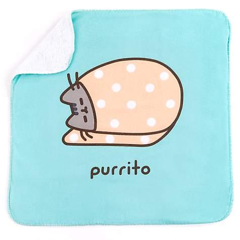 Pusheen Petco cat blanket