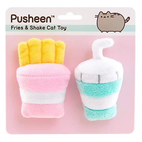 Pusheen Petco cat toys