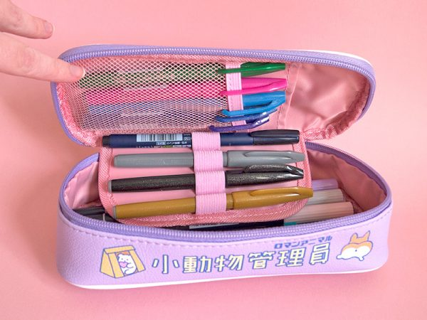 cute storage ideas - milkjoy pencil case