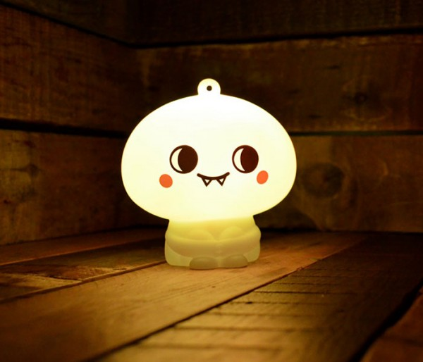 table cute led sensor touch ac dp lamp mushroom anpress lamps control nightlight desk rechargeable brightness bedroom
