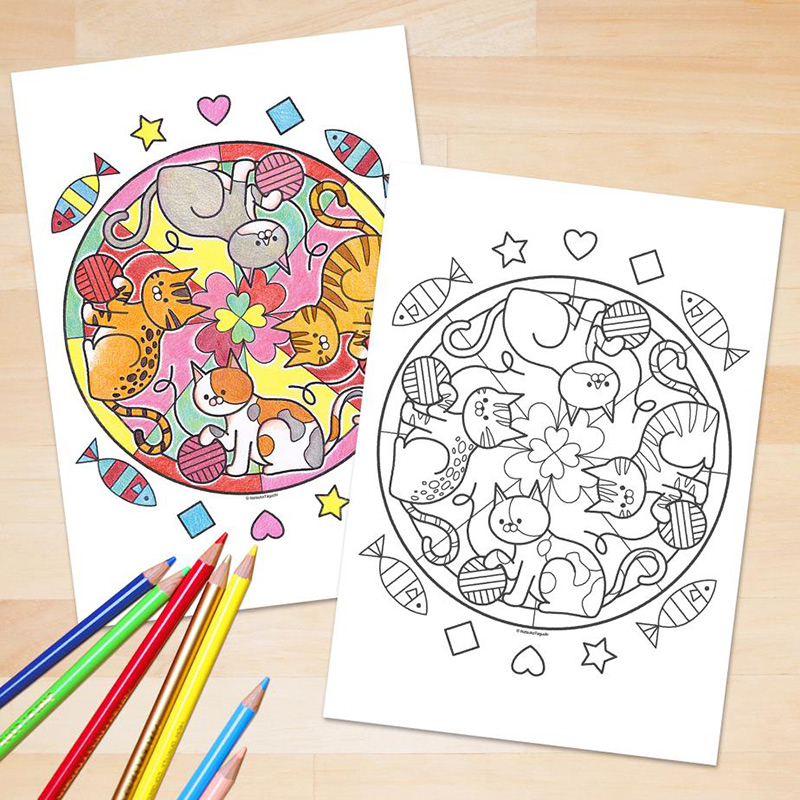 Kawaii Coloring Pages - Best Coloring Pages For Kids | 800x800