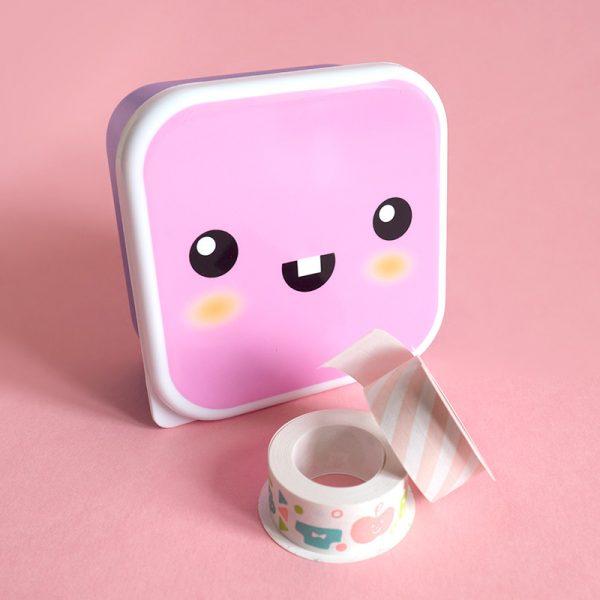 cute storage ideas - kawaii lunch box