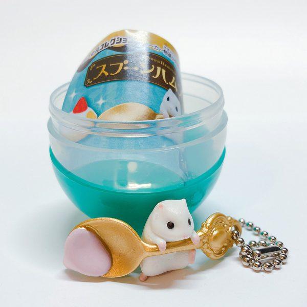 Kawaii Gachapon Capsule Toys - hamsters