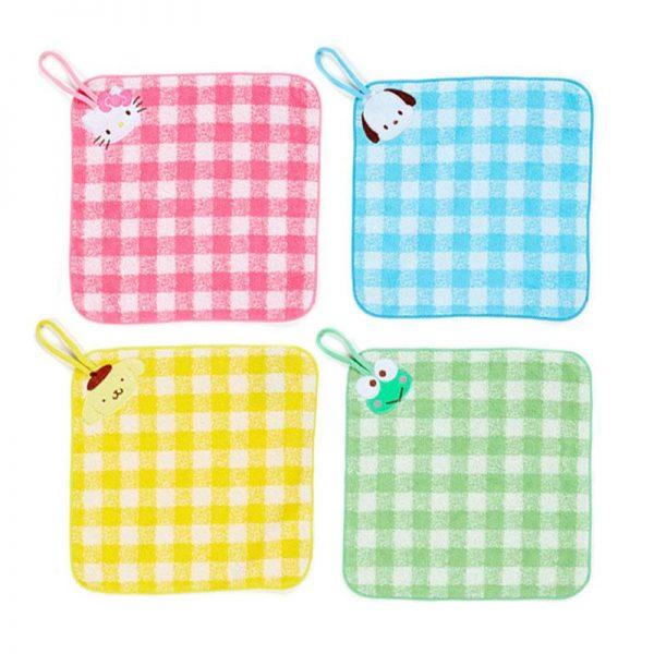 Sanrio wash towels