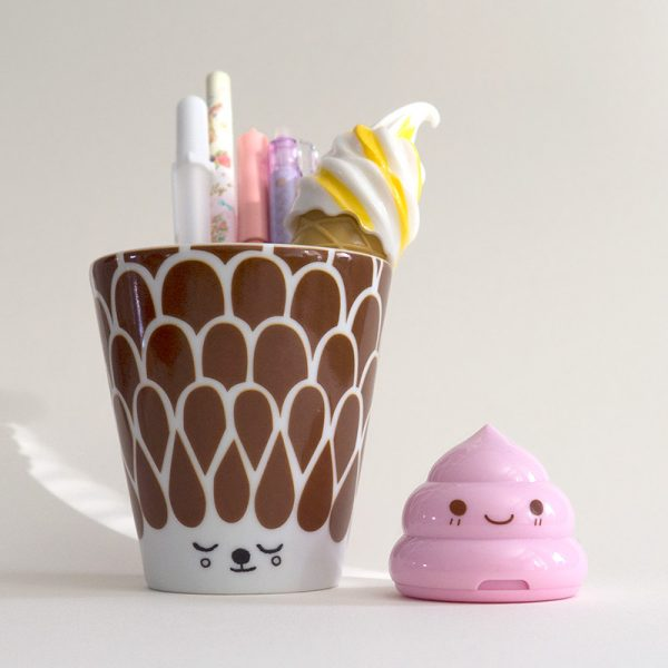 kawaii mugs with gifts