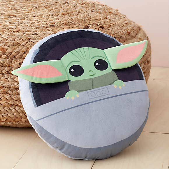 Grogu Baby Yoda cushion