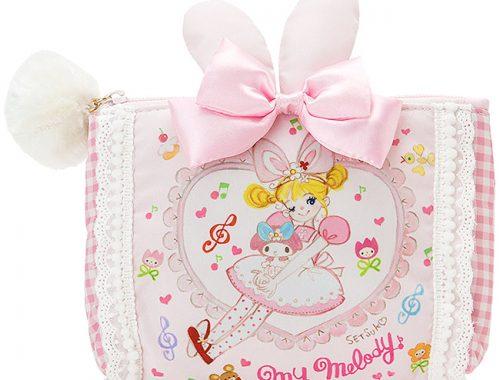 Setsuko Tamura x Sanrio My Melody purse