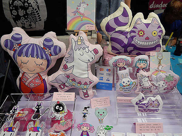 box monster at hyper japan
