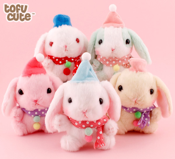kawaii christmas Loppy plush
