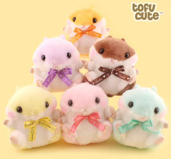scented kawaii plush