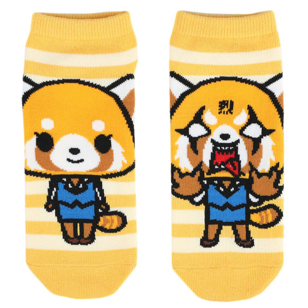 Aggretsuko kawaii socks