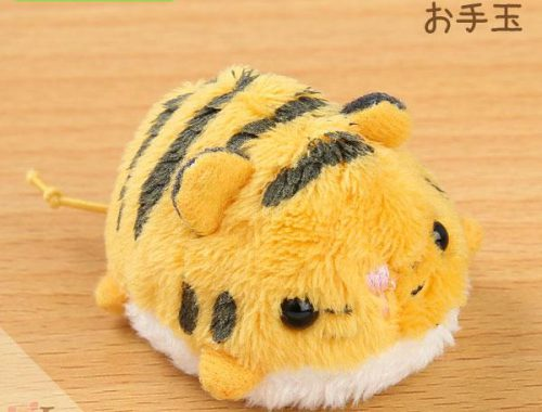 kawaii tiger plush