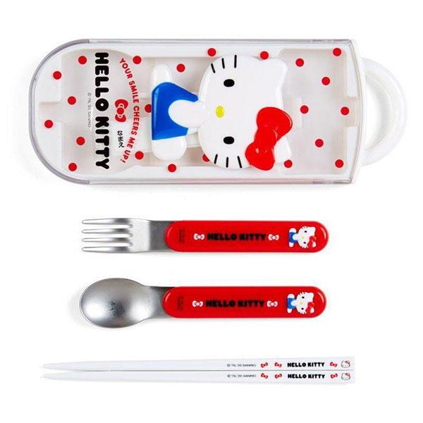 kawaii eco-friendly cutlery
