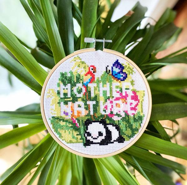 Kawaii Cross Stitch Patterns & Kits