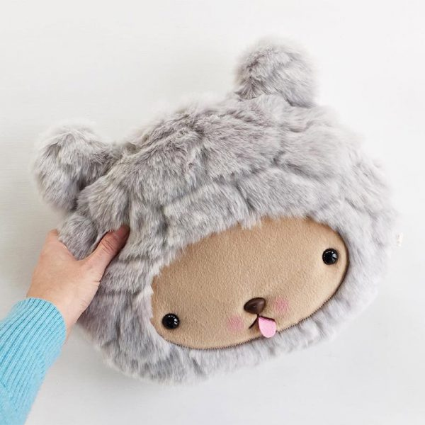 kawaii plush pillow