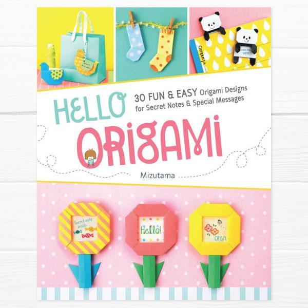 Mizutama origami book