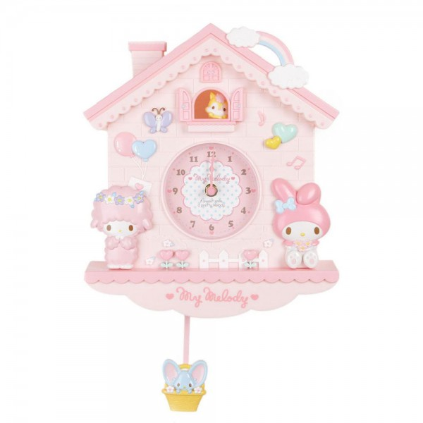 my melody clock