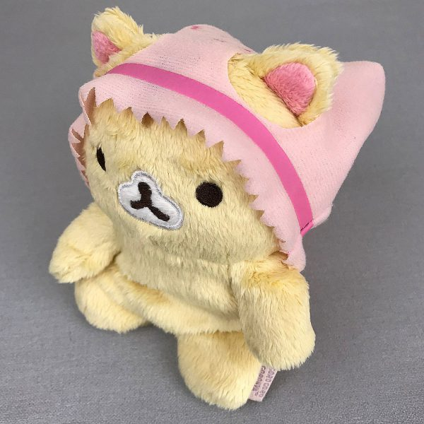 Corocorocoronya plush cat