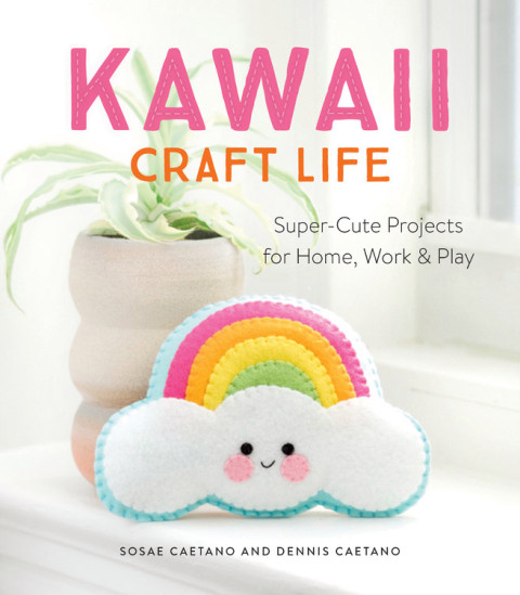 Kawaii Craft Life book
