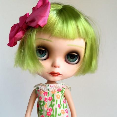 "Mab Graves - ""Lois"" Custom Neo Blythe doll"