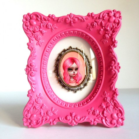 Mab Graves - Candy Hair Club - Pink