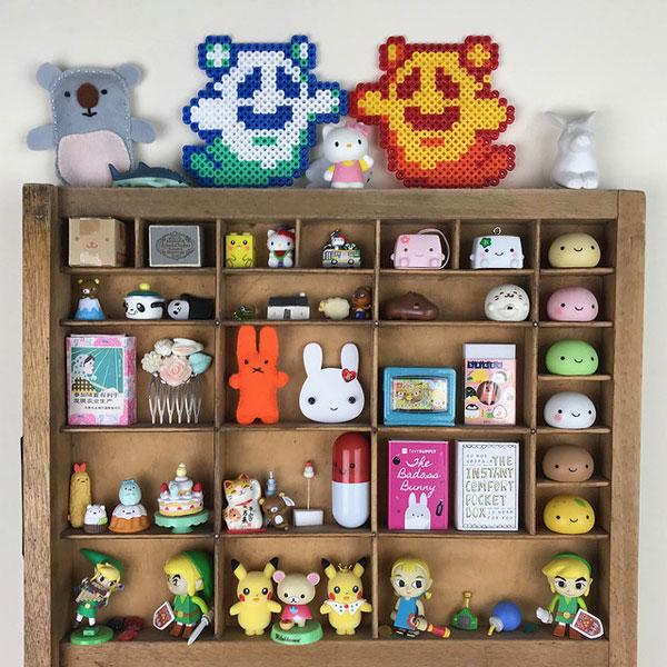 kawaii display