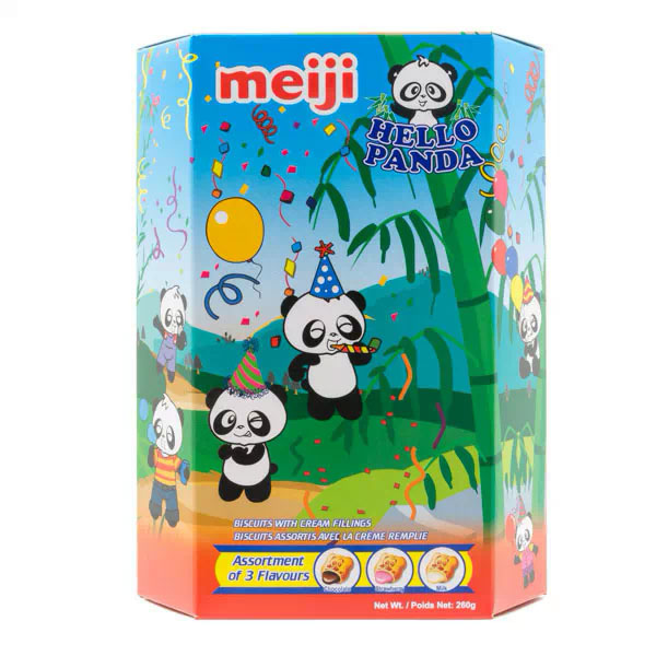 Japanese snacks - Hello Panda