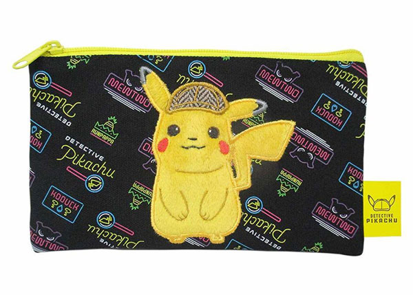 Detective Pikachu pencil case