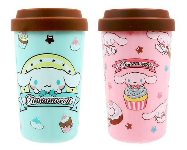 cinnamoroll travel cups