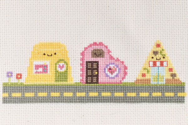 free kawaii cross stitch patterns