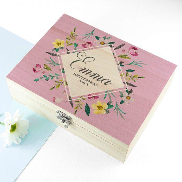 Eco Friendly Kawaii Home - tea box