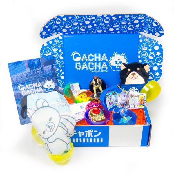 Kawaii Gachapon Capsule Toys - subscription box