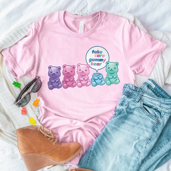cute candy tshirt