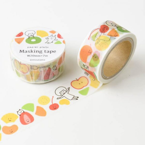 Mizutama washi tape