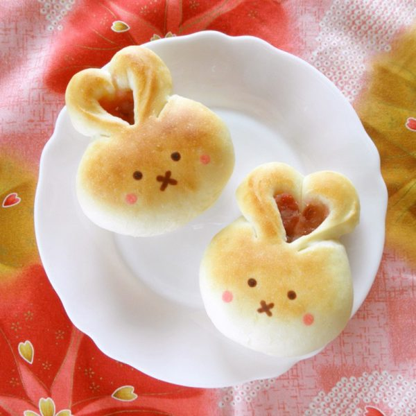 Kawaii Valentine's Day Recipes