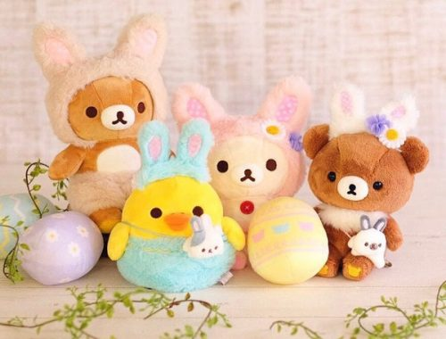 Rilakkuma Easter Bunny Plush