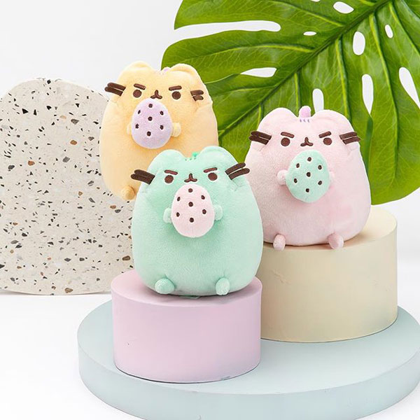 Kawaii Pusheen Pusheenosaurus plush