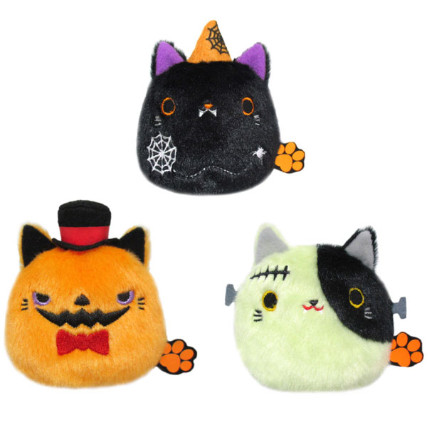 halloween neko dango plush